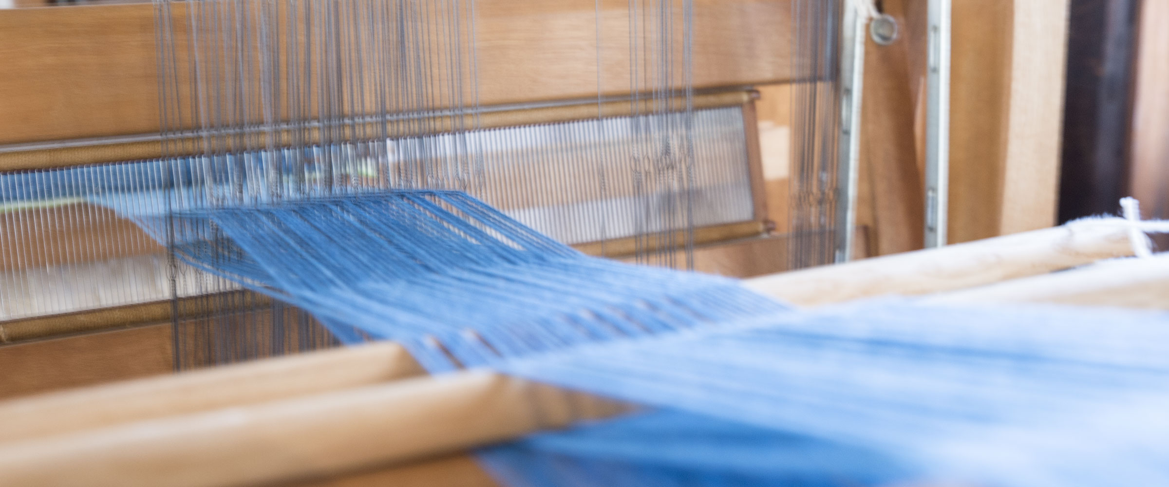 Trial class for weaving